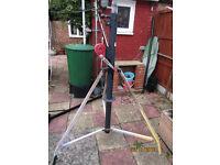 Selvoline Tripod Mast with Mast Tube Lift Winch