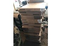 500 Drawer system boxes