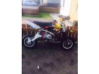 £650 no offers xmess bargain 2007 pitster pro gpx race bike look!!!!