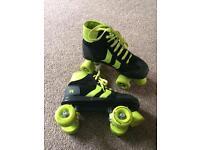 Rookie roller skates adult size 5