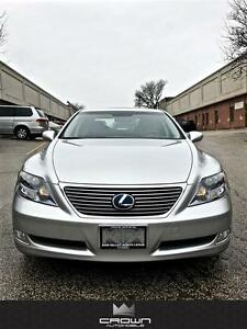 2009 Lexus LS 600h ULTRA PREMIUM PACKAGE, FULL OPTIONS