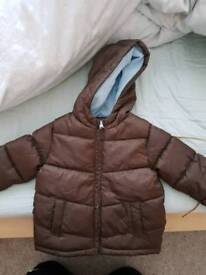 Boys marks and Spencer's jacket