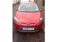 Ford Fiesta 2010 1.25 Edge 5dr Manual
