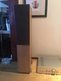 Mordaunt Short speakers, good condition, barely used Avant 906 plus Cambridge Audio stereo Azur 640a