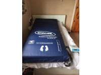 Invacare Softform Premier Active 2 Heavy Duty Pressure Mattress NHS APPROVED with Pump