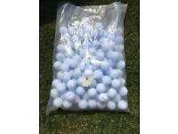 Dunlop golf balls x100 grade 1 great condition