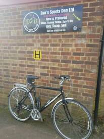 RIDGEBACK SPEED R MENS HYBRID / COMMUTER BIKE FULLY SERVICED