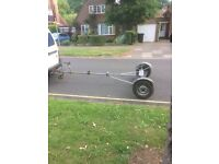 Dinghy / Boat trailer