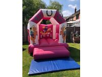 Bouncy castle and Soft play business