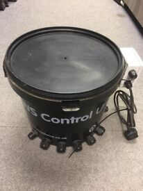 Used IWS Hydroponics Run to Waste System Brain Pot Controller Unit Only