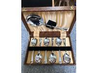 Vintage Spoon Set