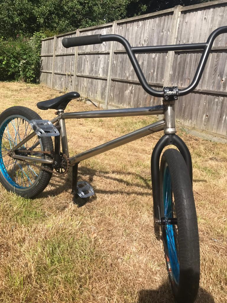 Fully Custom Pro Spec Bmx Cult Cinema Khe Proper Bike Co