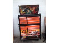 """Snap on 40"""" tool box, limited edition hm plant"""