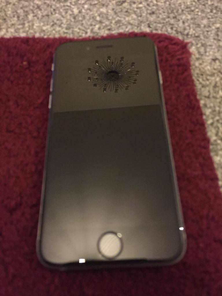 iPhone 6 64gb UNLOCKED and MINT