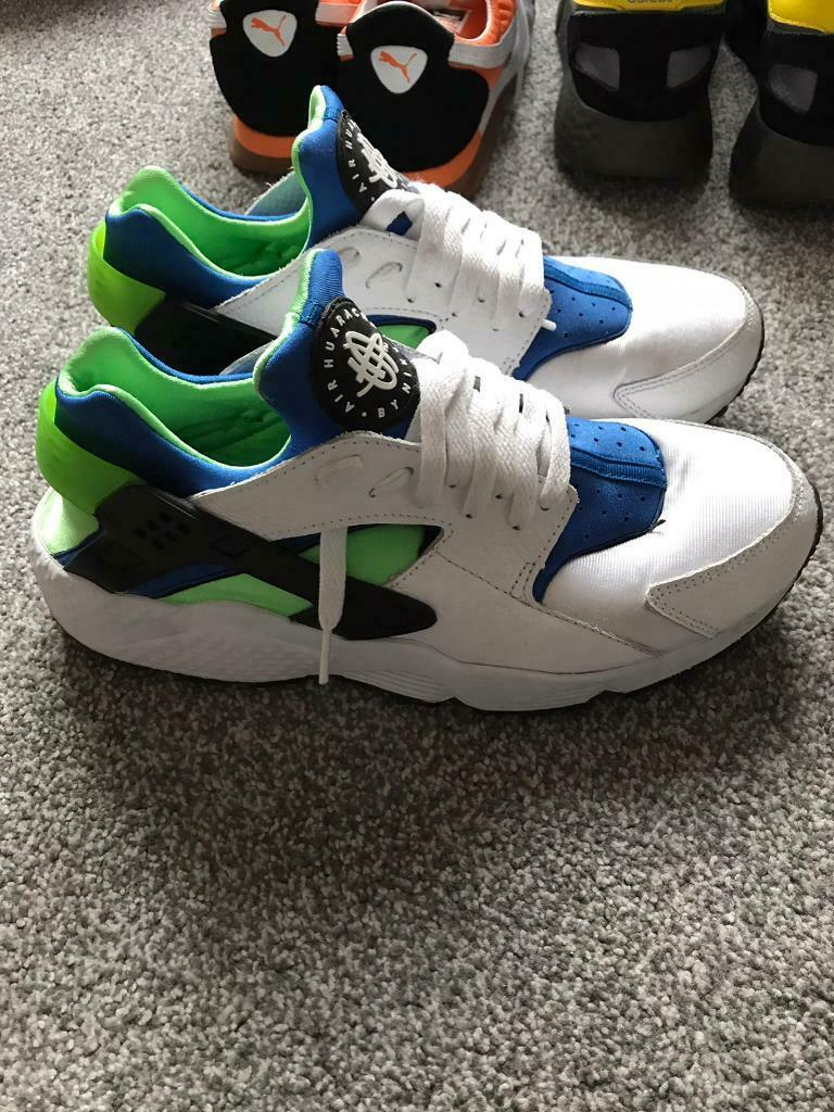 competitive price a72e2 5f712 Nike huarache uk9 | in Old Kilpatrick, Glasgow | Gumtree