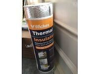 thermal insulation foil for radiators