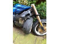 Kawasaki zx7r parts