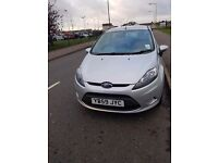 ford fiesta 1,6 diesel New ship Tax free 1 Owner from new.