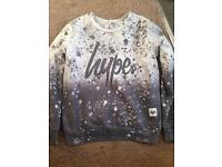 Hype jumper age 11-12 years