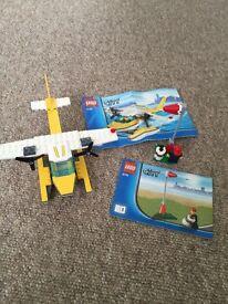 Lego City Seaplane set 3178
