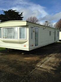 Static Caravan for sale /mobile home/disabled unit/2 bedrooms /offsite