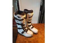 Wulfsport Motorcross boots size 8