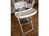 Mothercare Highchair - very good condition