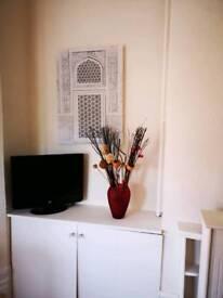 Newly Refurbished very large studio flat