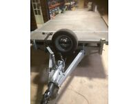 ifor williams flatbed trailer 3.5TON