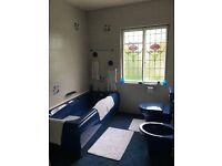 Cast iron Bath - Free to Good Home! Drinking Trough, etc