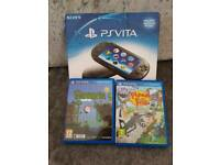 Ps vita in new condition only played twice