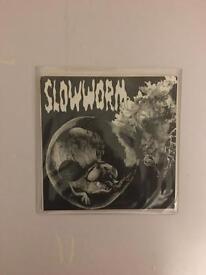 """7"""" Vinyl - Slowworm - Torso.(Punk)"""