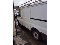 Ford Transit Van 110 T280 one owner low miles full history