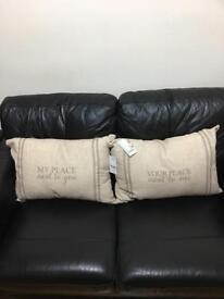 Brand new next cushions