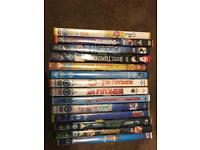 14 Children's DVD's
