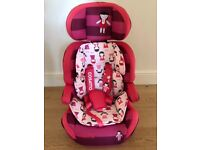 Cosatto Zoomi Group 123 Car Seat - Pink