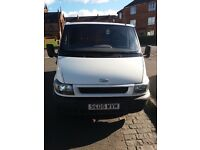 FordTransit low mileage