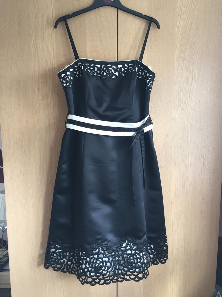 Black Debut Dress from Debenhams | in Stowmarket, Suffolk | Gumtree