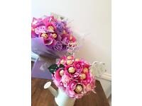 Mothers Day Chocolate Bouquet