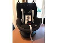 Maxi Cosi Tobi Childs Car seat suitable for 9mths - 4years. Black. Excellent condition.