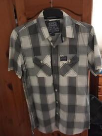 Superdry shirts size L