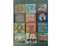 Selection of Music CD's Dance Drivetime & BBQ