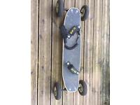 All terrain skate board