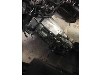 Volkswagen crafter 2.0 6 speed gearbox off 2014