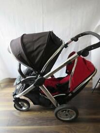 Babystyle Oyster Max Double Pushchair