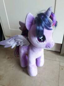 Build a bear my little pony