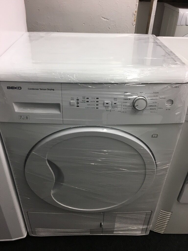 BEKO 7KH CONDENSER TUMBLE DRYER