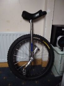 TOP NOTCH CONDITION UNICYCLE COSTED ME £200