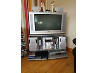 Sharp TV system for sale