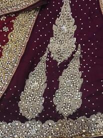 Asian Bridal Wedding Dress - No Time Wasters